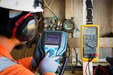 مهندس صيانة تحكم وبرمجة منظومات تحكم صناعية