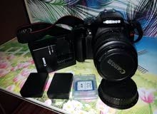 For Sale: Canon eos rebel T3 Digital SLR camera W/ EF-S 18-55mm lens f/3.5-5.6 IS Lens