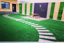 عشب صناعي  مؤسسة الملعب الأول العشب الصناعي توريد وتركيب وسعار. كويس جودة عالية