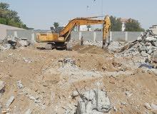 هدم المباني وازالة المخلفات في جدة
