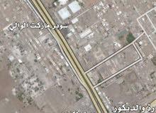 ارض في دار سعد عدن وقف مساحه 3200م2