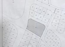ارض تجاري محلي 2515م للبيع في البنيات