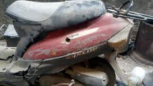 Used Yamaha motorbike available in Basra