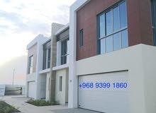 فلا جديدة بمشروع الموج مسقط New villa in almouj Muscat