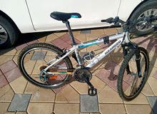 Rockrider Mtb 24in unisex bike in great working condition for sale