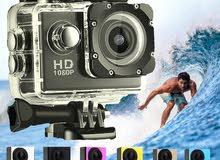 كاميرا ضد الماء لغاية 30 متر