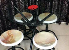 Used Tables - Chairs - End Tables available for sale in Basra