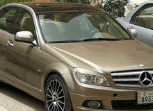 Used condition Mercedes Benz C 200 2008 with 100,000 - 109,999 km mileage