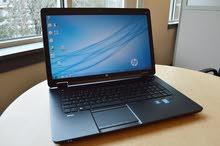 لابتوب HP zBook core i7