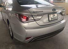 Hybrid Fuel/Power   Hyundai Sonata 2013