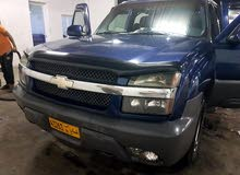 Available for sale! +200,000 km mileage Chevrolet Avalanche 2002