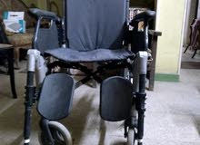 كرسي متحرك ماركة صن رايز لذوي الإحتياجات الخاصة والإعاقة والحالات الحرجة