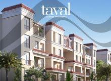 apartment for sale in sarai new cairo