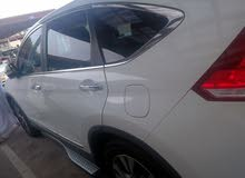 White Honda CR-V 2013 for sale