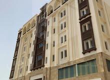 شقق فاخرة للإيجار-غرفتين-بوشر-مسجدالأمين-Luxury two BHK flats for rent-Bousher near AlAmeen Mosque