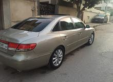 Gold Hyundai Azera 2008 for sale