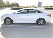 بيع سيارة هايونداي سوناتا طراز 2014