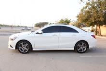 White Mercedes Benz CLA 250 2014 for sale