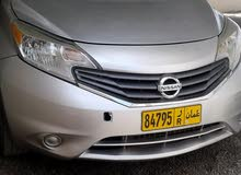 50,000 - 59,999 km mileage Nissan Versa for sale