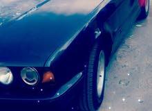سيارة بي ام دبليو  موديل 92 محدثها 95 والبدل على جيب