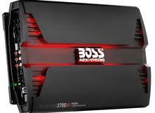 نظام صوت Boss جديد للبيع