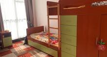 غرفة نوم اطفال كامله