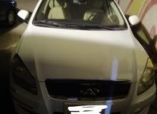 سيارة نوع شيري A3 موديل 2014
