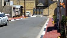 قطعه في ياسين اخريبط مساحه 220 م  بالقرب من مدرست البراق الذهبي