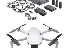 درون تصوير تصويره خرافي و واضح جداdji with the camera mini drone