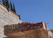 خشب طوبار مستعمل حالة الجديد جكات طوبار للبيع مستعمل