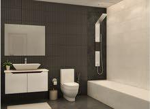 للبيع شقة غرفة وصالة في مشروع مميز بالخليج التجاري بقلب دبي  السعر890000