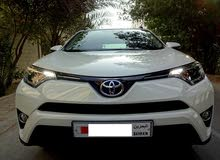 Rav4  -model- 2017 - For sale