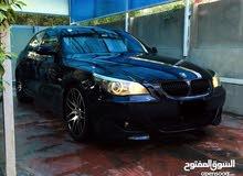BMW E60 2008 تون تيربو