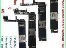 مطلوب بورد ايفون 6sبلص بسعر طيب