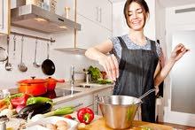 نادلات  و طباخات مغربيا جاهزات للعمل بدول الخليج