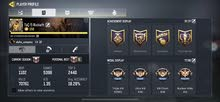 call of duty mobile pro account for sale