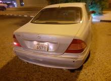 مرسيدس حوت S 320 L موديل 2000
