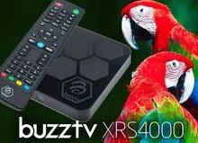 BuzzTV XRS4000 with ARQ100 Remote Bundle