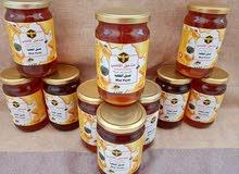 عسل حر من المراعي التونسية