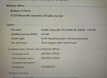 للبيع hp laptop