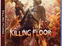 killing floor 2 for ps4