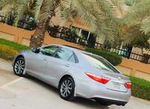 For sale 2015 Silver Camry