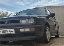 قولف 3 GT موديل 1997 للبيع كاش او شيك مصدق