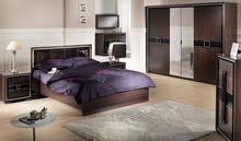 غرفه نوم بتصكيك اوربيه و عصريه
