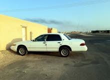 Automatic White Ford 1995 for sale