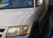Mitsubishi Pajero 2007 For sale - White color