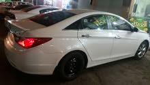 Hyundai Sonata 2012 For sale - White color