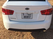 Kia Cerato car for sale 2012 in Benghazi city