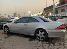 Mercedes Benz CL 500 2002 For Sale