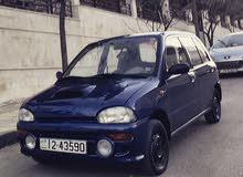 Gasoline Fuel/Power   Subaru Vivio 1995
